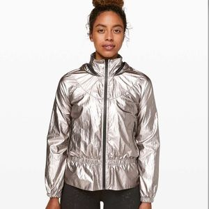 Lululemon X Barry's Limited edition jacket 14 NWT